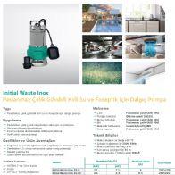 Initial Waste Inox 18.8